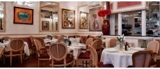 Restaurant La Famiglia Italien Paris