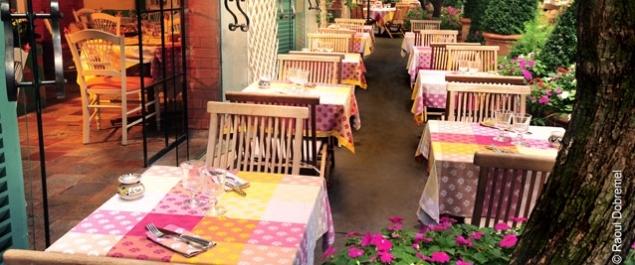 Restaurant le sud m diterran en paris paris 17 me - Restaurant le sud paris porte maillot ...
