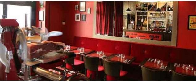 Restaurant La Rughetta - Paris