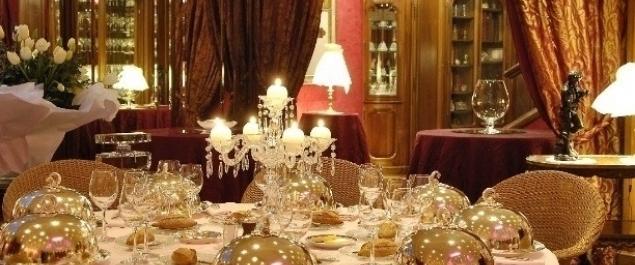 Restaurant Pierre Orsi* - Lyon