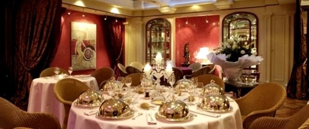 Restaurant Pierre Orsi - Lyon