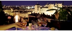 Les Terrasses de Lyon Haute gastronomie Lyon