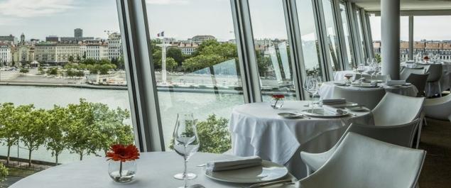 Restaurant Les Trois Dômes* - Lyon