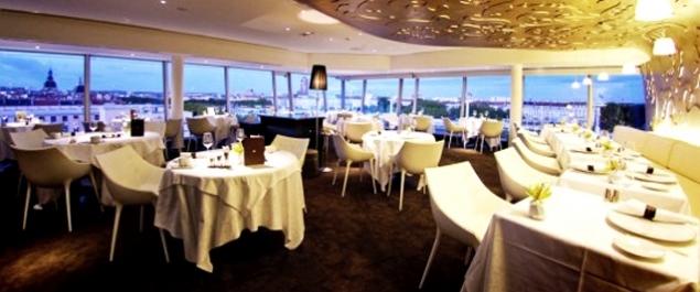 Restaurant Les Trois Dômes - Lyon