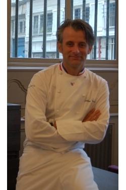 Le Chef Mathieu Viannay - Restaurant La Mère Brazier - Mathieu Viannay