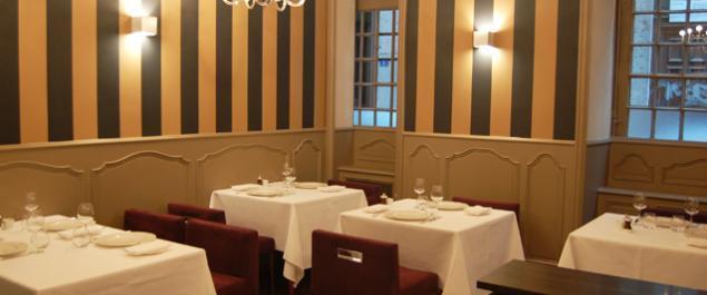 Restaurant La Mère Brazier - Mathieu Viannay - Lyon