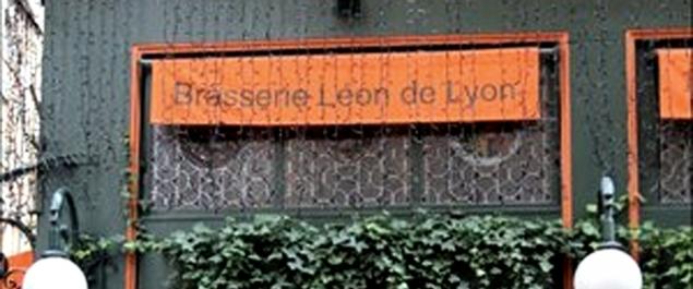 Restaurant Brasserie Léon de Lyon - Lyon