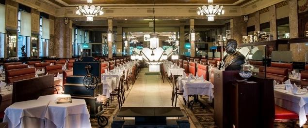 Restaurant Brasserie Georges - Lyon