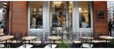 Restaurant Café Le Baron Traditionnel Paris