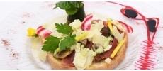 Le Jardin Gourmand Gastronomique Ambérieux d'Azergues