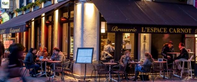 Restaurant L'Espace Carnot - Lyon