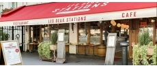 Les Deux Stations French cuisine Paris