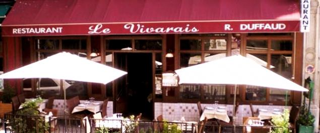 Restaurant Le Vivarais - Lyon