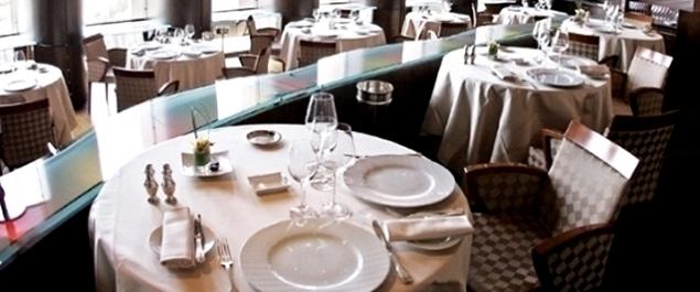 Restaurant L'Arc-en-Ciel - Lyon