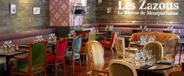 Restaurant Les Zazous - Paris