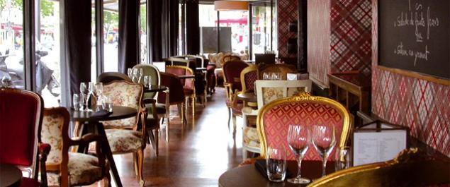 Restaurant Les Zazous - Paris