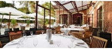 Restaurant Les Jardins de Bagatelle French cuisine Paris