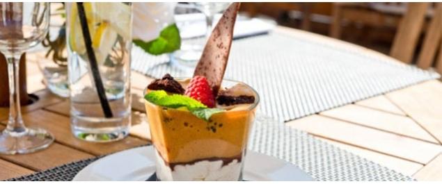 Restaurant Les Jardins de Bagatelle - Paris