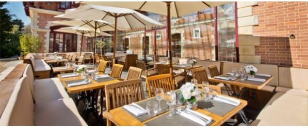 Restaurant Restaurant Les Jardins de Bagatelle - Paris