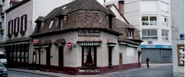 Restaurant Les Berceaux - Épernay