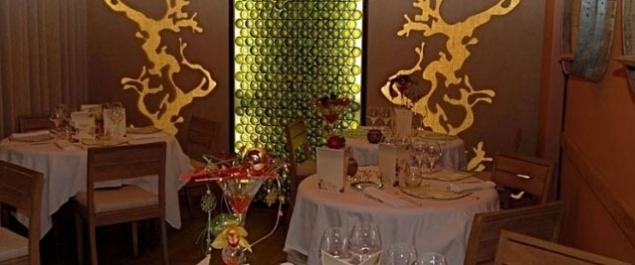Restaurant La Fontaine aux Perles Photo Salle Principale