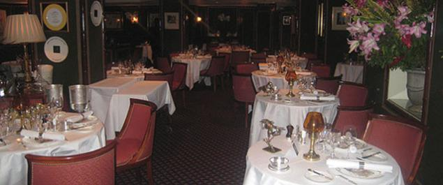 Restaurant Gavroche Photo Salle Principale