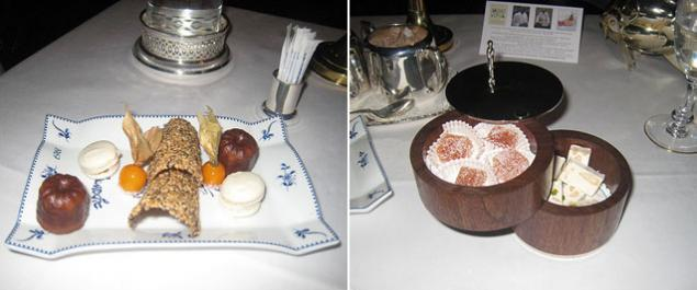 Restaurant Gavroche Photo Desserts