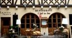 restaurant maison kammerzell traditionnel strasbourg. Black Bedroom Furniture Sets. Home Design Ideas