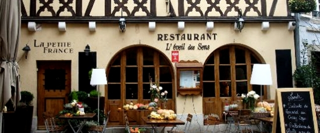 Restaurant L'Eveil des Sens - Strasbourg