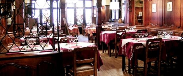 Restaurant Chez Yvonne - Strasbourg