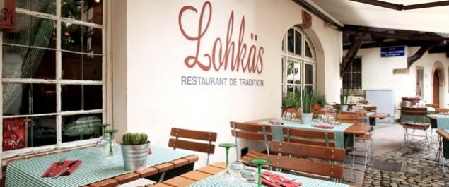 Restaurant Lohkas - Strasbourg