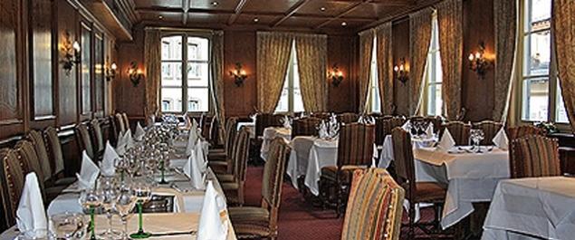 Restaurant Maison Kammerzell Photo Salle Principale