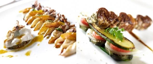 Restaurants Bouliac  Le Saint James Menus