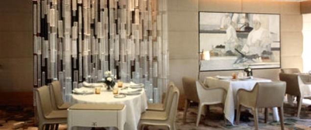 Restaurant Auberge de l'Ill - Illhaeusern