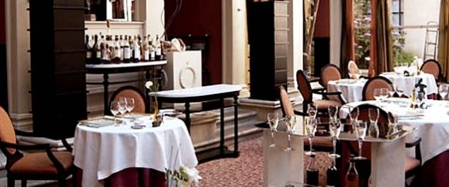 Restaurant Les Jardins de l'Opéra - Toulouse