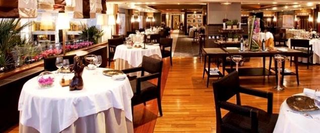 Restaurant la palme d 39 or haute gastronomie cannes for Meilleur resto cannes
