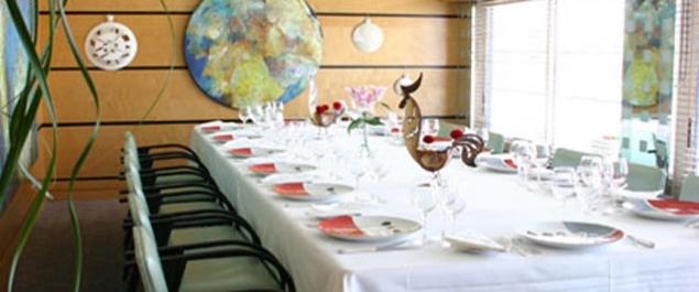 Restaurant L'Atlantide - Nantes