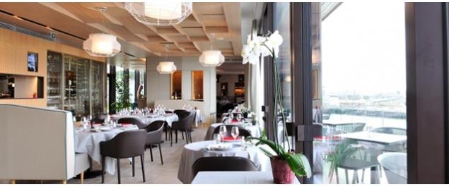 Restaurant L'Atlantide 1874 - Nantes