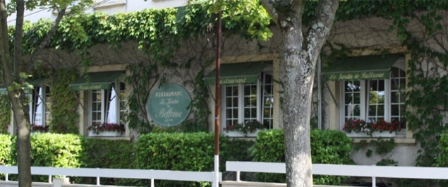 Restaurant Le Jardin De Bellevue Traditionnel Metz