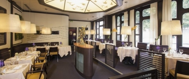 Restaurant Le 4 Saisons (Best Western Hôtel de Dieppe) - Rouen