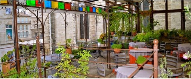 Restaurant Christian Etienne - Avignon