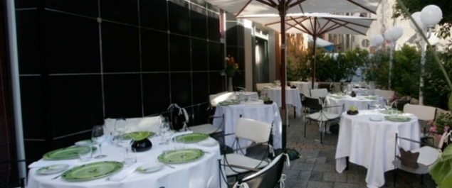 Restaurant Jean-Claude Leclerc Photo Terrasse
