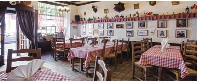 Restaurant Auberge du Père Louis - Paris