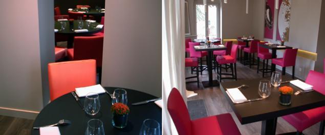 Restaurant Le Bistro du Château de la Tour de Salvagny - Tour-de-Salvagny
