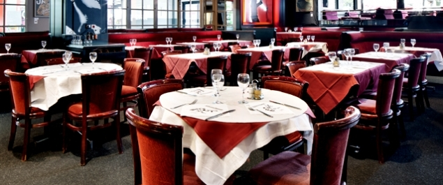 Restaurant Dame Rose ( ancien Le Petit Journal Montparnasse) - Paris