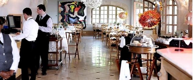 Restaurant Alain Llorca - La Colle-sur-Loup