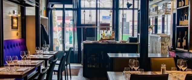 Restaurant La Violette - Paris