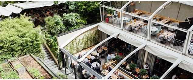 Restaurant Flora Danica - Paris