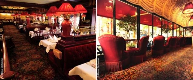 Restaurant Le Grand Café des Capucines - Paris