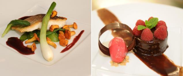 Restaurant le cours des lices french cuisine rennes - Offrir un cours de cuisine ...